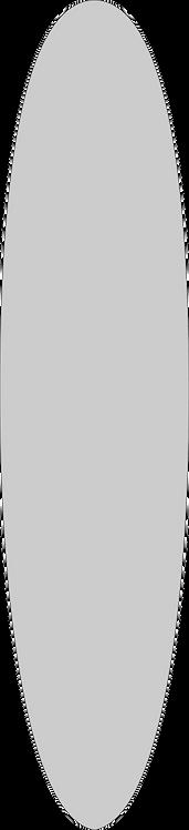 """DIY Hollow Board Plans - 7'8"""" Maul Mid-Length 2+1"""