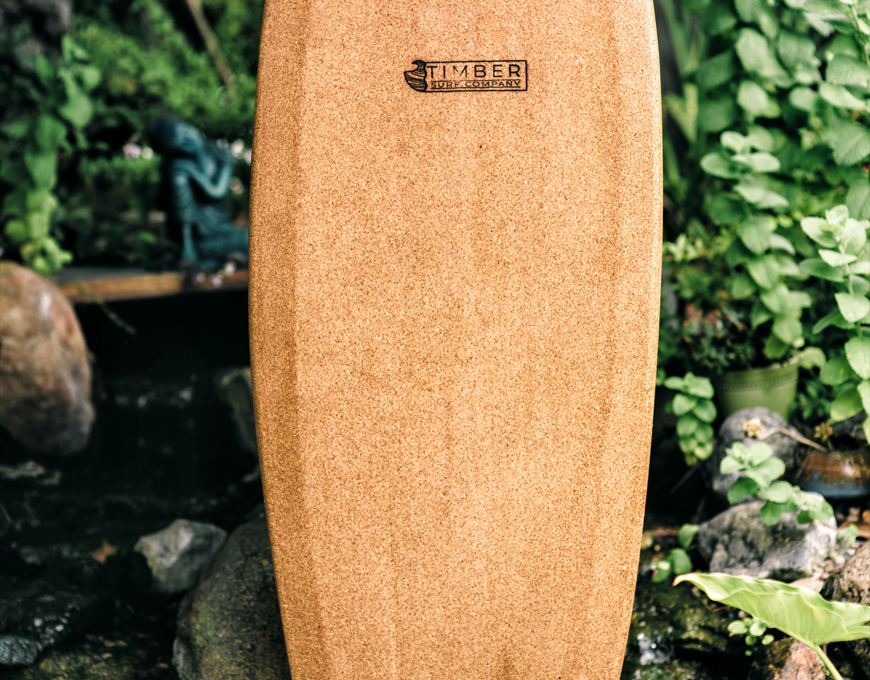 Timber Surf Company | Cork Surfboard | Santa Cruz, CA