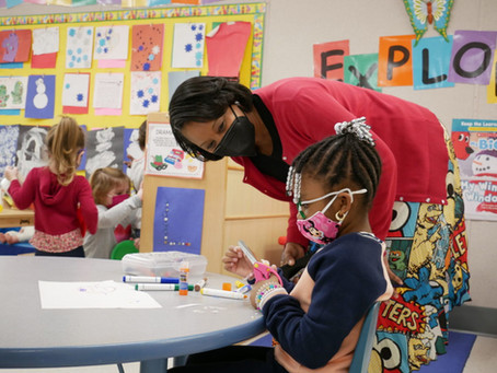 Health, loss, resilience: Pre-K social-emotional learning looked different this year