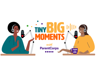 Tiny Big Moments Podcast (Episode 1): Who you are is how you teach