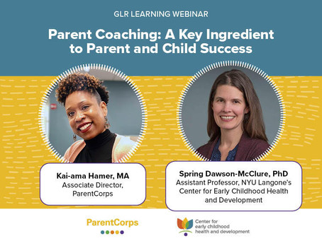 ParentCorps leaders participate in Campaign for Grade-Level Reading convening