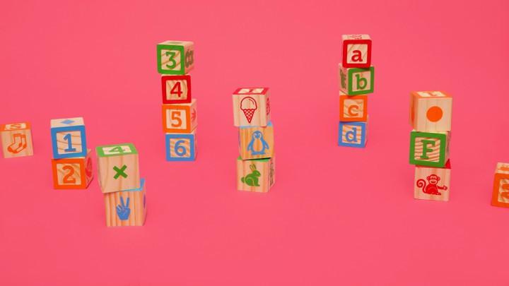 Children's building blocks