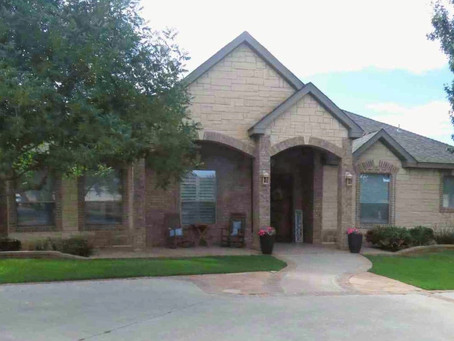 Just closed in Midland, Texas