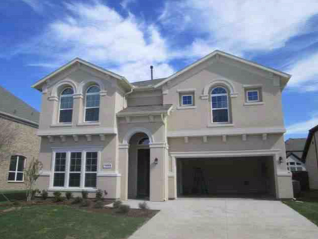 Just closed in Frisco, Texas