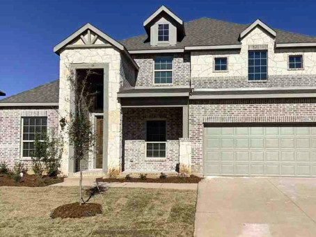 Just closed in Melissa, Texas