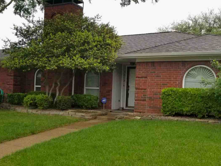 Just closed in Plano, Texas