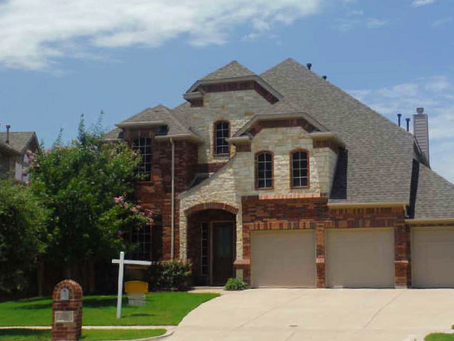 Just closed in Mansfield, Texas