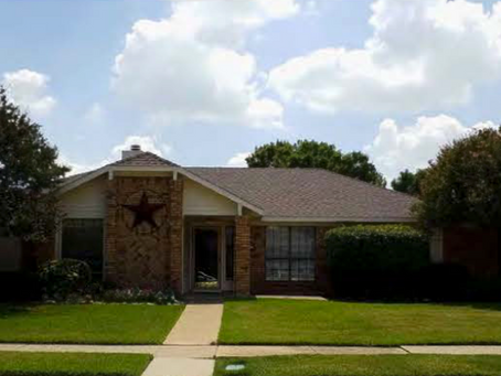 Just closed in Coppell, Texas