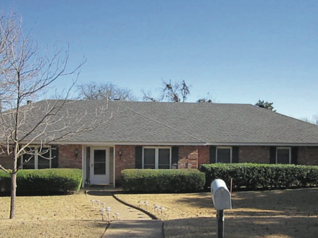 Just closed in Woodway, Texas