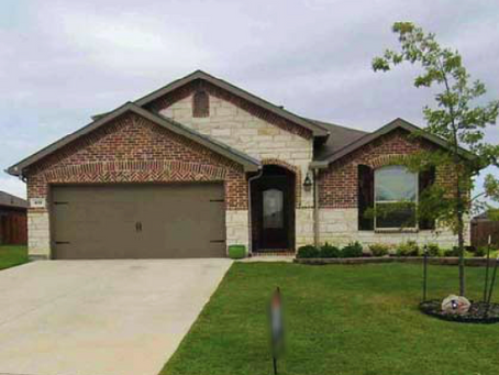 Just closed in Burleson, Texas