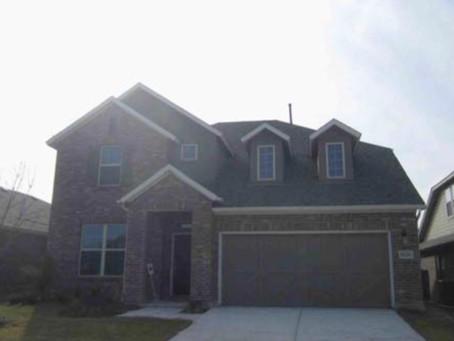 Just closed in Celina, Texas