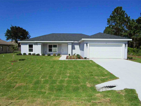 Just closed in Palm Coast, Florida