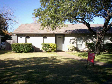 Just closed in Carrollton, Texas