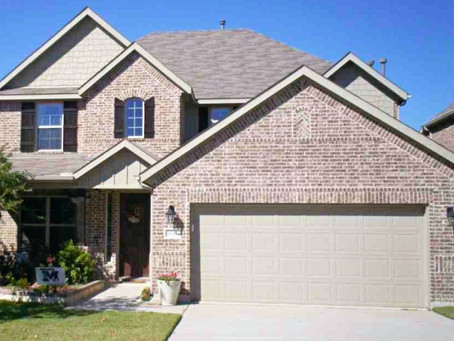 Just closed in Little Elm, Texas