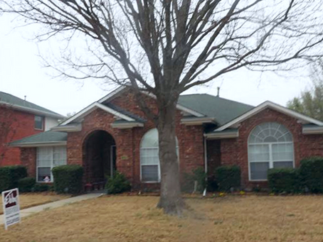 Just closed in Allen, Texas