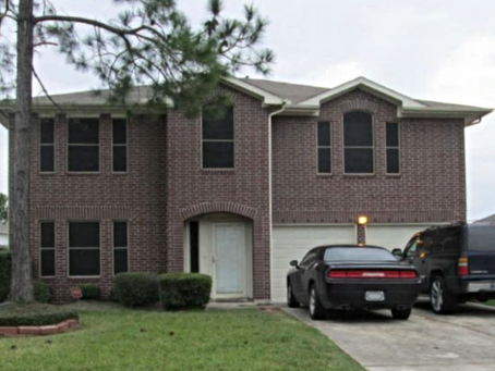 Just closed in Houston, Texas