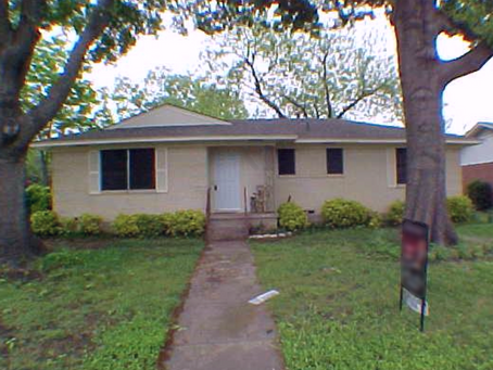 Just closed in Garland, Texas