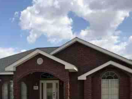 Just closed in Odessa, Texas