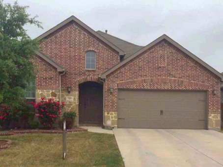 Just closed in Fort Worth, Texas