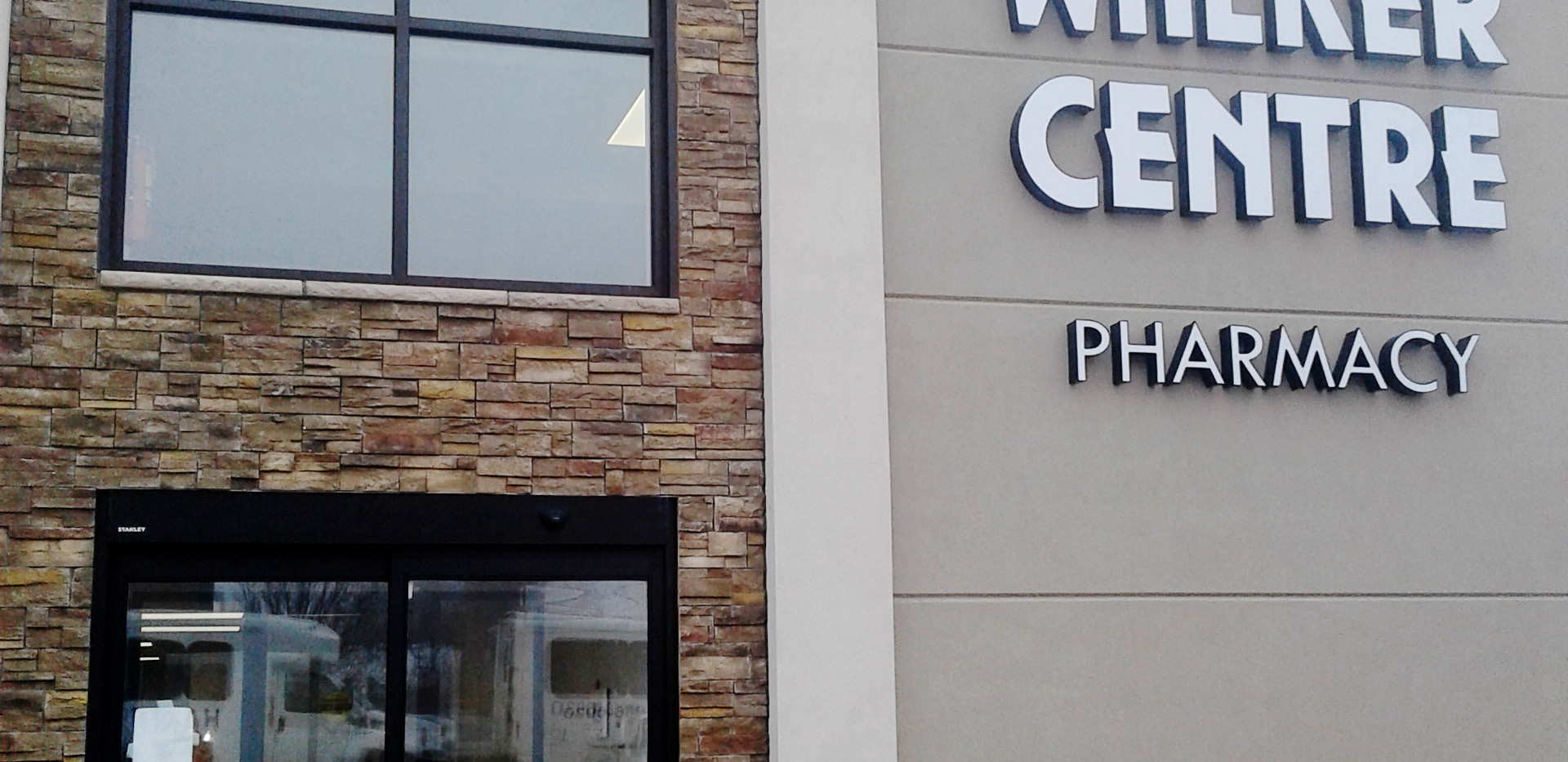 Enable Physiotherapy Clinic exterior view