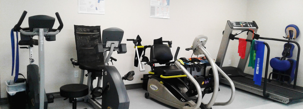 Enable Physiotherapy training equipment