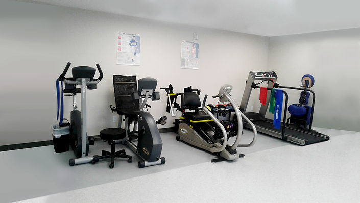 Physical Therapy equipment at Enable Physiotherapy in Windsor