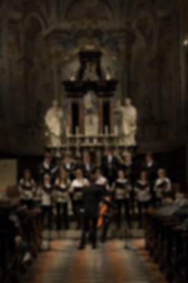 Ensemble Soli Deo Gloria, Concerto in Cattedrale, Lugano