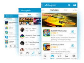 Baixe Mobogenie – melhor mercado de app