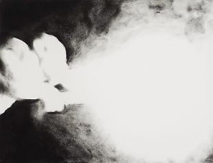 Nasreddine Bennacer dessin drawing painting peinture artiste pastel sur papier cracheur de flamme