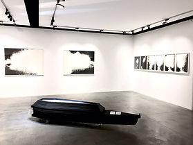 Nasreddine Bennacer expositions galerie Mark Hachem Beyrouth Beirut