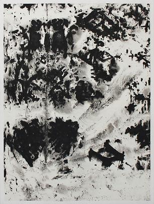 SANS TITRE (11), gouache sur papier Japo
