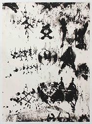 SANS TITRE (12), gouache sur papier Japo