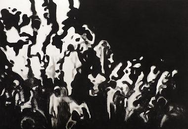 Nasreddine Bennacer nacer artiste drawingdessin pastel sur papier HASHD