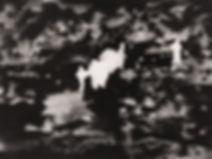 Lucioles 4, Pastel sur papier Arches, 50