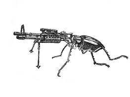Nasreddine Bennacer dessin mutation