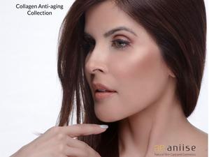 """""""CATAÑO BY ANIISE"""" Adriana Cataño presenta moderna línea de cuidado facial"""