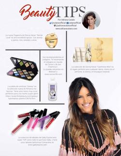Tips de Belleza por Adriana