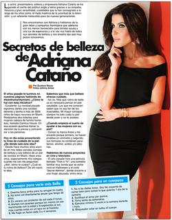 Secretos de Belleza by Adriana