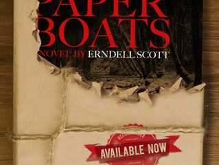 'Paper Boats' on Amazon Kindle Now Available!