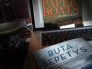 #FridayReads: Salt to the Sea by Ruta Sepetys