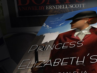 "#FridayReads: ""Princess Elizabeth's Spy"" by Susan Elia MacNeal"