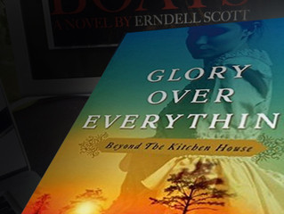 #FridayReads: Glory Over Everything
