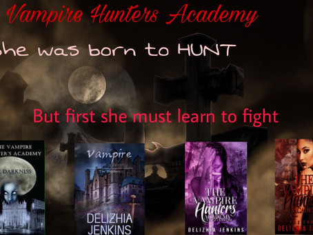The Vampire Hunters Academy Survival Guide