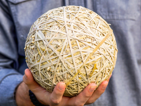 The Rubber Band Ball Blog