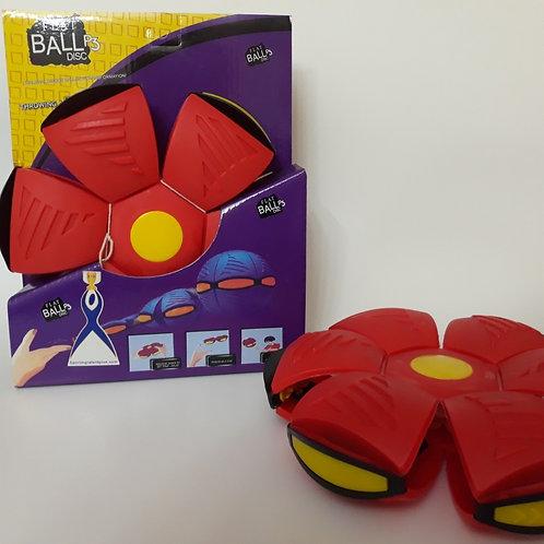 Flat Ball Disc