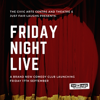 New Comedy Club Launch
