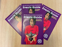 New Events Guides out now