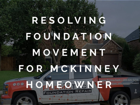 Resolving Foundation Movement in McKinney Home with PT2 System