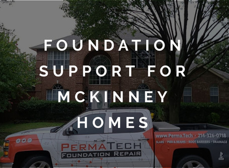 Supporting Foundations with Effective Repairs in McKinney Homes