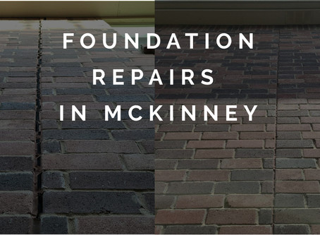 Protecting McKinney Homes from Foundation Problems with Effective Repairs
